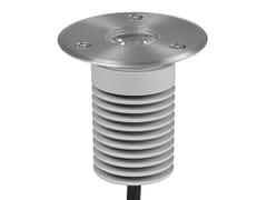 Faretto per esterno a LED in acciaio inox da incassoKAY - ADHARA