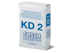 Intonaco fibrorinforzato a base di calce e cementoKD 2 - FASSA