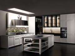 Cucina in legno massello con isolaKEA | Cucina con isola - GF FLORITELLI