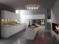 Cucina componibile con isola KELLY   Cucina componibile -