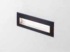 Segnapasso a LED a parete in acciaio inox per esterniKENTIA - LED BCN LIGHTING SOLUTIONS