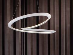 Lampada a sospensione a LED in alluminioKEPLER MINOR - NEMO
