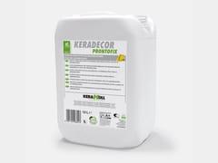 Primer fissativo a base di resineKERADECOR ECO PRONTOFIX - KERAKOLL S.P.A.