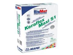 BigMat, KERAFLEX MAXI S1 Adesivo cementizio ad alte prestazioni