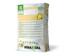 Kerakoll, KERAKLIMA ECO GRANELLO Adesivo rasante minerale per pannelli termoisolanti