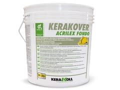 Kerakoll, KERAKOVER ECO ACRILEX FONDO Fondo intermedio organico minerale