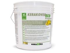 Rivestimento fibrato organico minerale eco-compatibileKERAKOVER ECO KOMPACT - KERAKOLL