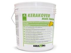 Rivestimento organico minerale eco-compatibileKERAKOVER SILOX FINISH - KERAKOLL