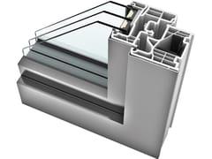 INTERNORM Italia, KF 310 | Finestra in alluminio e PVC  Finestra in alluminio e PVC