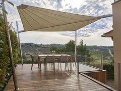 Tenda a vela motorizzata KHEOPE - KE OUTDOOR DESIGN