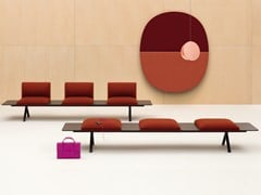 Sistemi modulari di seduteKIIK | Panca - ARPER