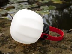 Lampada da tavolo per esterno a LED in polietilene senza filiKIKI   Lampada da tavolo per esterno - MARTINELLI LUCE