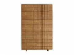 Credenza in derivati del legno in stile moderno con ante a battente con cassetti KILT K80 - Kilt