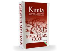 MALTA E BETONCINO PER IL RIPRISTINOKIMISTEEL MX CALCE - KIMIA
