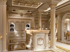 Cucina su misura in legno massello KING | Cucina su misura - Cucine