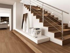 Pavimento in gres porcellanato effetto legnoKIOTO ROBLE - EXAGRES