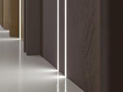 Profilo per illuminazione lineare in alluminio estrusoKIPS - PANZERI