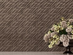 Rivestimento tridimensionale in pietra naturaleKIRIGAMI - ORVI DESIGN STUDIO