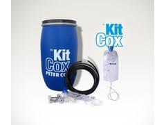 PETER COX, ™KIT COX Kit barriera chimica fai da te contro l'umidità