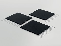 Filtro carbone lunga durataKIT FILTRANTE H30 - ELICA