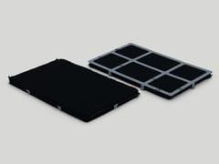 Filtro carbone lunga durataKIT FILTRO CARBONE RIGENERABILE - ELICA