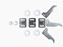 Radiatore in alluminio pressofusoKIT MONTAGGIO RADIATORI - FONDITAL