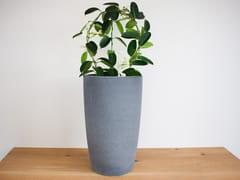 Vaso da giardino in calcestruzzoKK - BETTON
