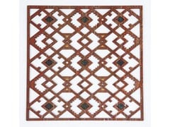 Pannello decorativo in travertino KILIM - SINERCO