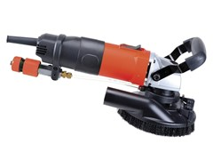 Levigatrice a velocità regolabileKML 125 - KAPRIOL
