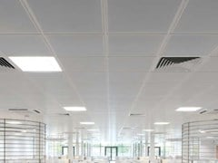 Pannelli per controsoffitto in metallo KNAUF ARMSTRONG METAL LAY-IN - KNAUF CEILINGS SOLUTIONS