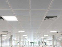 Pannelli per controsoffitto in metalloKNAUF ARMSTRONG METAL LAY-IN - KNAUF CEILINGS SOLUTIONS