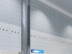 PANNELLO ACUSTICO A PARETE KNAUF ARMSTRONG WALL CONFIGURABLE - KNAUF CEILINGS SOLUTIONS
