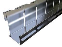 Profilo curvabile per pareti e contropareti KNAUFIXY-L2D - Orditure