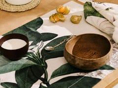 Set colazione (6 tovagliette + 6 tovaglioli)KNIGHTHIA | Tovaglietta - BELLAVIA RICAMI