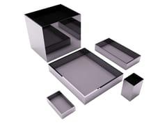 Set da scrivania in metalloKOLB | Set da scrivania - ZALABA DESIGN