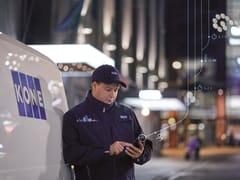 Strumento intelligente di monitoraggio per ascensoriKONE 24/7 Connected Services - KONE