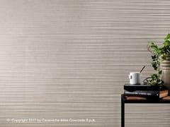 Rivestimento tridimensionale in ceramica a pasta bianca KONE WALL | Rivestimento tridimensionale - Kone