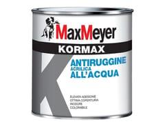 Antiruggine acrilica all'acquaKORMAX - MAXMEYER