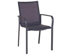 Sedia da giardino in Batyline® con braccioli KOTON | Sedia con braccioli - Koton