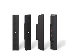 Elemento line array a fascio variabile PYTHON KP52 - K-ARRAY | UNIQUE AUDIO SOLUTIONS