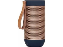 Diffusore acustico Bluetooth portatile wireless KREAFUNK - aFUNK BLUE - ARCHIPRODUCTS.COM