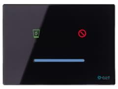 Lettore transponder interno cameraKRYSTAL TOUCH 1048/915PN - GLT