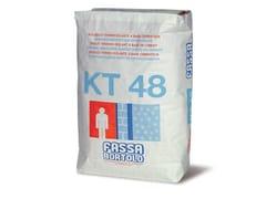 FASSA, KT 48 Intonaco termoisolante per esterni ed interni