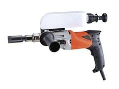 Carotatrice con serbatoio acqua pressurizzatoKTCD40 - KAPRIOL