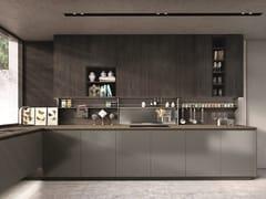 Cucina componibile lineareKUBIC | Cucina - EUROMOBIL