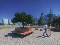 mmcité1, KVĚTA Fioriera per spazi pubblici