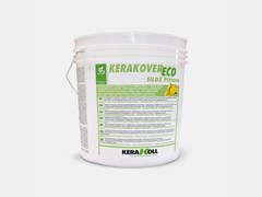 Pittura organica minerale eco-compatibileKERAKOVER ECO SILOX PITTURA BIANCO - KERAKOLL S.P.A.