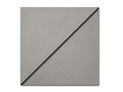 Piastrelle con superficie tridimensionale in calcestruzzoL-3 | Piastrelle con superficie tridimensionale - BENTU DESIGN