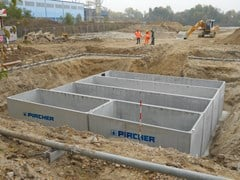 Impianto di laminazione compatto rettangolareImpianto di laminazione compatto - PIRCHER