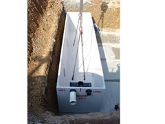 Impianto di laminazioneImpianto di laminazione rettangolare - PIRCHER